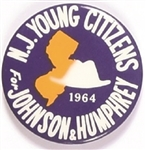 New Jersey Young Citizens for Johnson, Humphrey