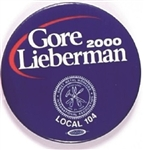 Sheet Metal Workers for Gore, Lieberman