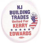 New Jersey Building Trades for Kerry, Edwards