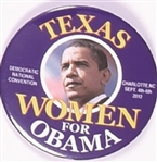Texas Women for Obama