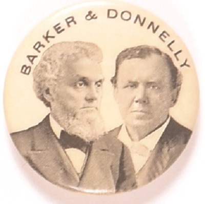 Barker and Donnelly Populist Party Jugate