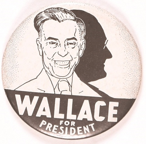 Henry Wallace Roosevelt Shadow Black Version