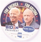 Biden, Kelly Arizona Coattail
