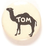 Tom Campbell Arizona Camel Pin