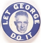 Romney Let George Do It