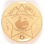 Boys and Girls Club Abraham Lincoln Pin