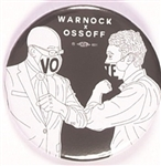 Warnock and Ossoff, Georgia Runoff Election