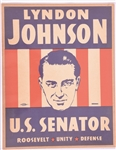 Lyndon Johnson for U.S. Senator